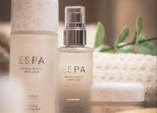 Care for your skin this Autumn with our ESPA product range.