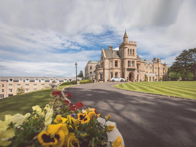 Culloden Hotel Spa And Afternoon Tea