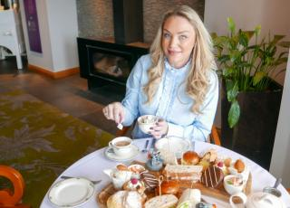 Game of Thrones Afternoon Tea Guest Blogger Louise Loves London