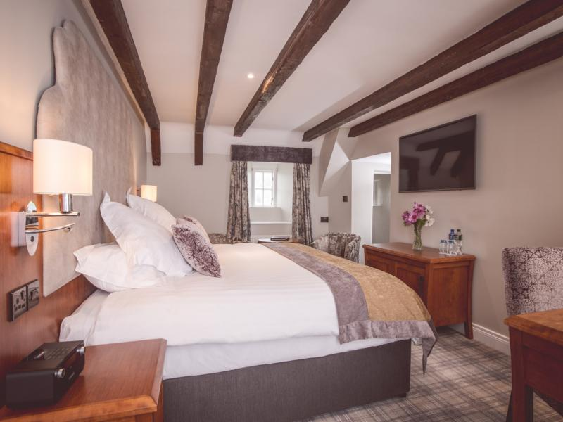 Tower RoomsThese Individually Appointed Bedrooms Are Located In The Original 17th Century Castle Building And Ooze With Character Charm