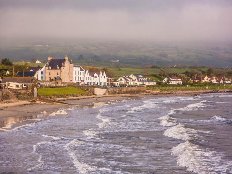 Ballygally Castle Causeway Coast Hotel Antrim Coast Hotel