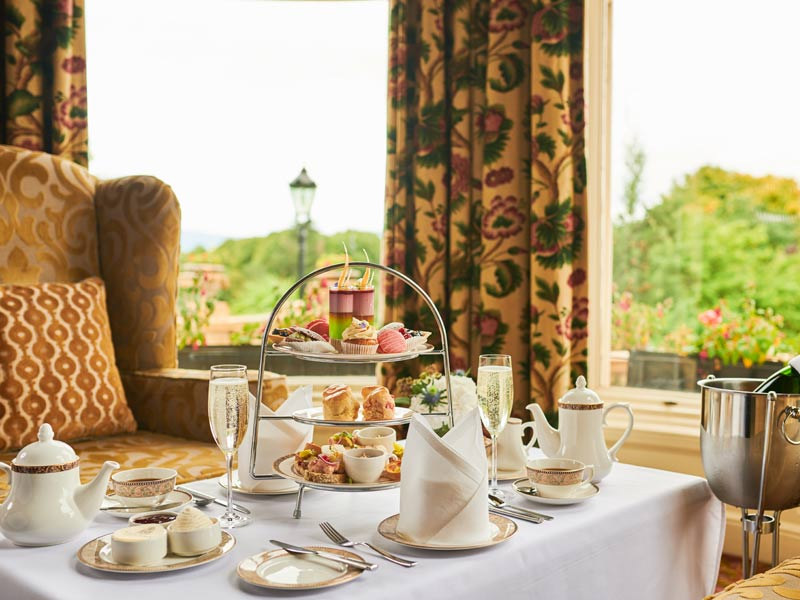 Afternoon TeaThe Finest Tea In BelfastA Ceremony Of Delicious Decorum For Indulgent Afternoons There Is No Better Place To Enjoy A Traditional