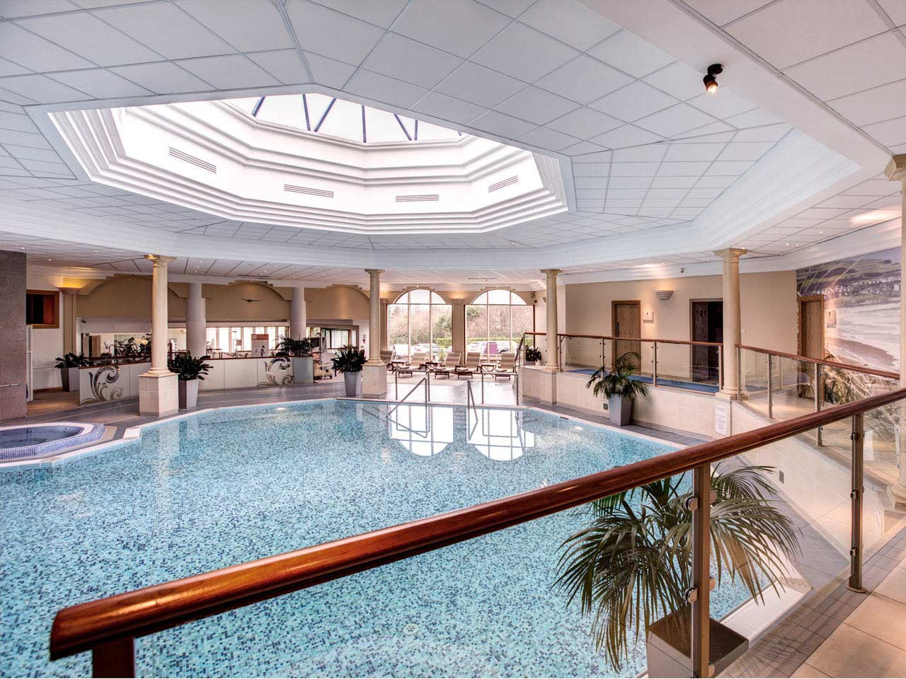 Gallery of our luxury 5 star hotel culloden hotel belfast for Hotels in belfast with swimming pool