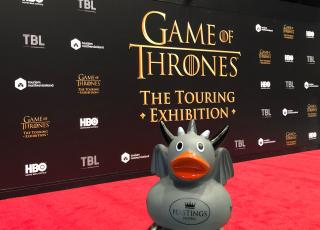 Game of thrones touring exhibition hotel offer accommodation