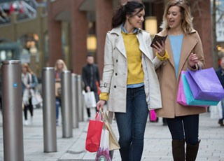 Belfast is the ultimate destination for a shopping break this Spring