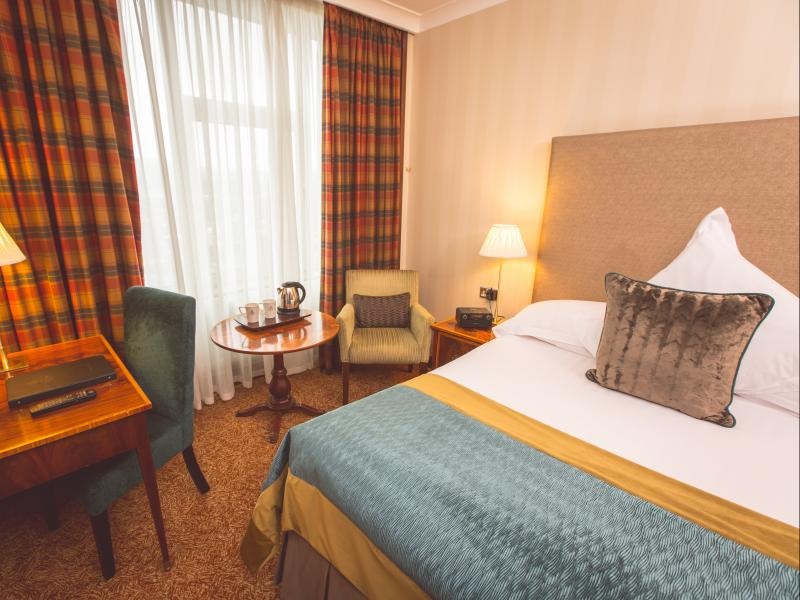 What customers say about our Classic bedrooms. Luxury Hotels Belfast   Belfast City Centre Hotel   Europa