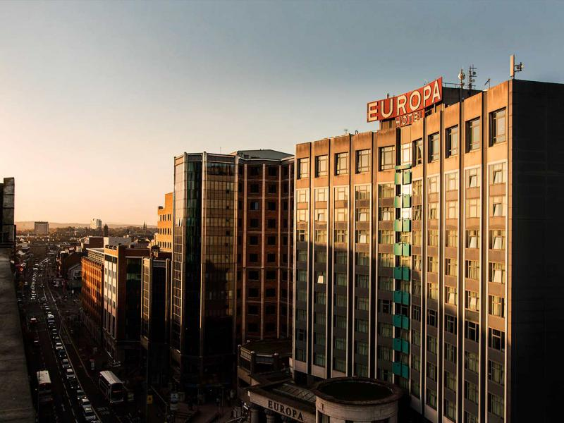 Europa Hotel in Belfast City Centre | Best Rates Guaranteed