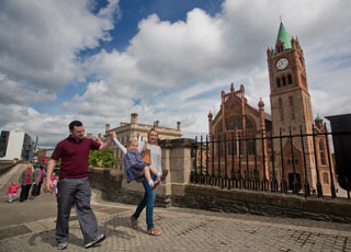 Fun days out for all the family in Derry-Londonderry this Summer