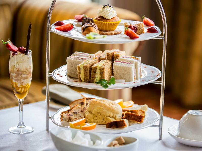 Afternoon Tea Derry High Tea Derry Everglades Hotel