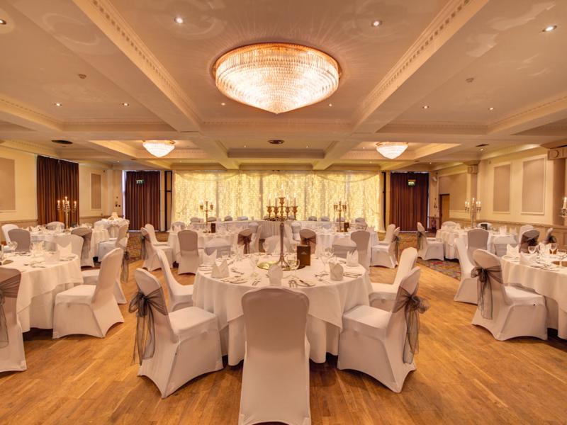 FormalsThe Everglades Hotel in Derry is the