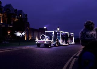 Hop on board for a magic Polar Express adventure at Slieve Donard Resort this December