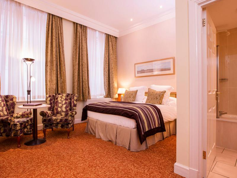Classic Room Slieve Donard Resort and Spa