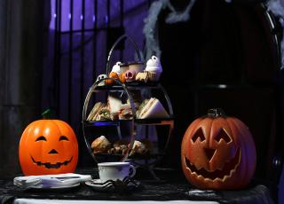 Halloween Afternoon Tea at the Stormont Hotel
