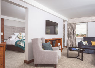 The recently refurbished Harland & Wolff suites are just part of the £1 million renovation project