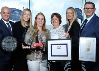 Hastings Hotels are celebrating after picking up no fewer than 7 prestigious industry awards