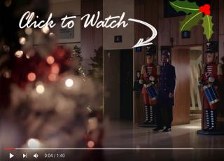 Hastings Hotels Christmas Film 2017 Santa's Helper