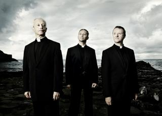 The Priests will perform at the Everglades and Europa hotels this December